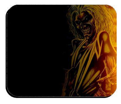 Iron Maiden Killers Mousepad Cool Eddy Mouse Pad New