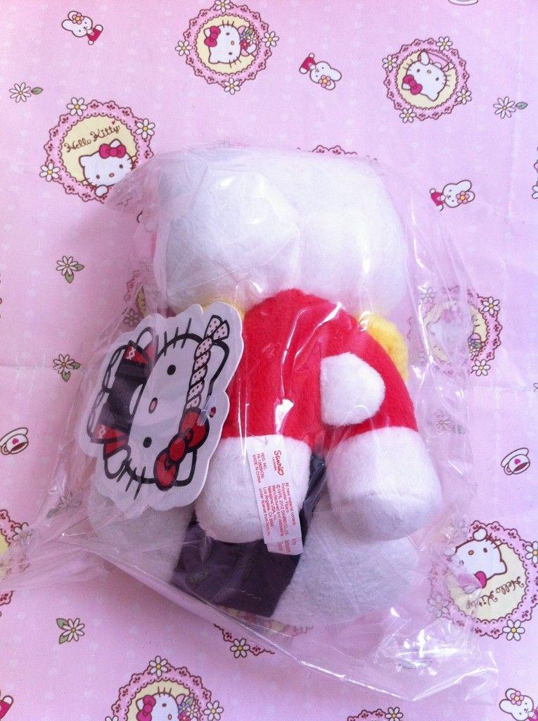 Sanrio Hello Kitty Japanese Food Sushi Plush Doll Stuffed Doll D
