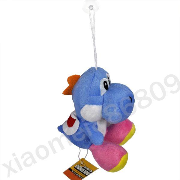 Super Mario Bros Yoshi 7 Plush Toy Doll M74