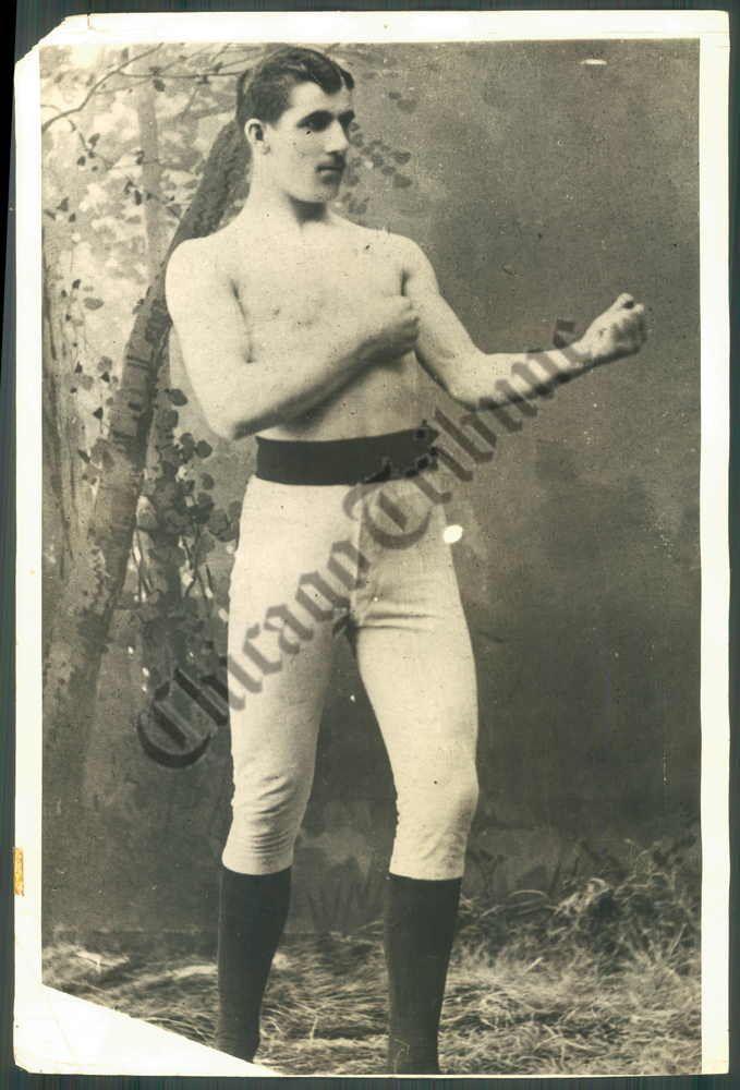 james j corbett scientific boxing