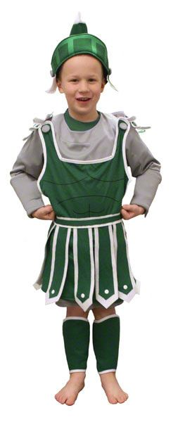 Michigan State Spartans Youth Halloween Costume