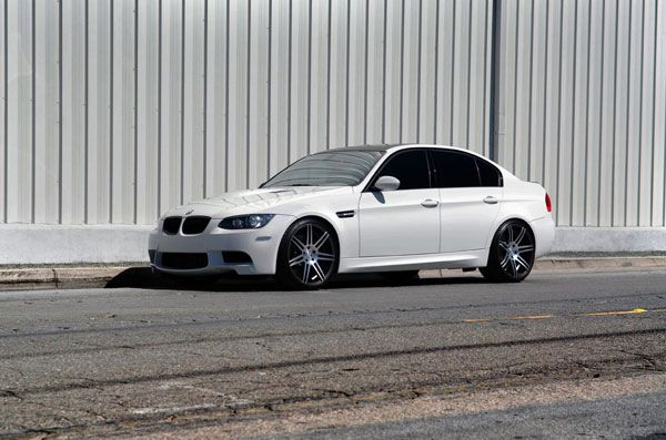 328 335 Concept One CSM7 Concave Silver Staggered Wheels Rims