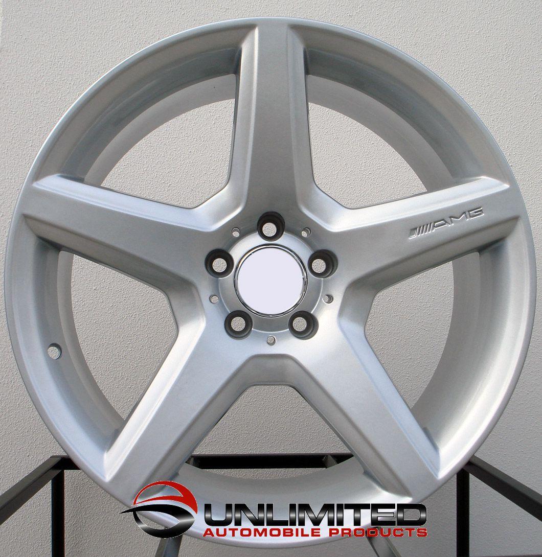 18 AMG Wheels Rims Fit Mercedes S320 S350 S500 S600