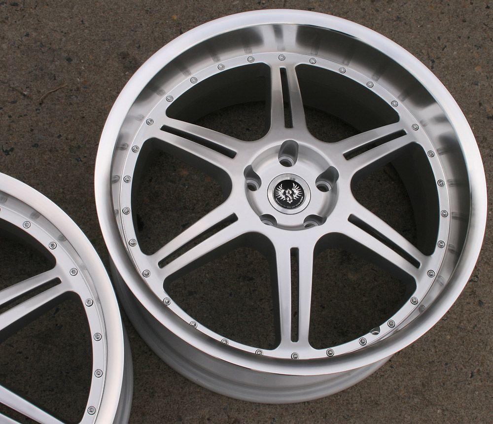 Sport ST2 19 H Silver Rims Wheels CLS63 AMG 19 x 8 5 9 5 5H 20
