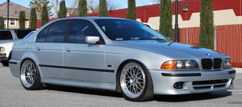 18 Miro 279 Wheels Rims Fit BMW E34 E39 E60 E61