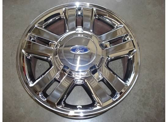 18 Ford F 150 Wheel Rim Chrome F150 Lariat XLT 04 08 05 06 07 Factory