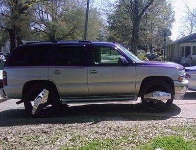 24 Blades Brutus Box Chevy Altima Lexus Wheels Rims