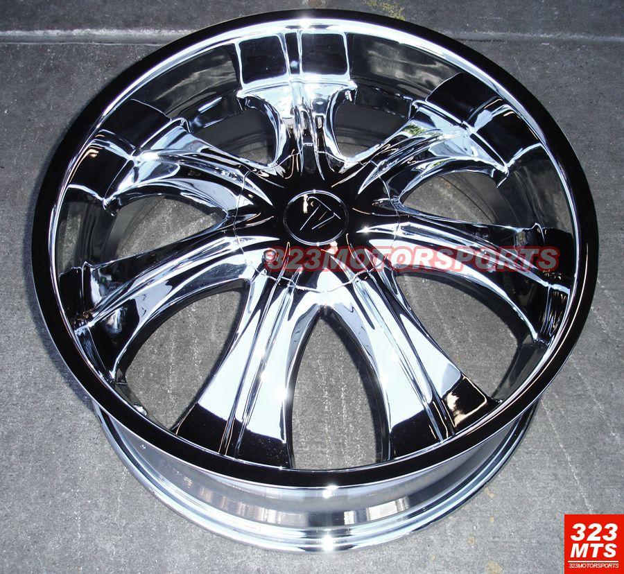 22 inch Wheels Ford Mustang GT Rims Velocity VMR VW750S Wheels Lexus