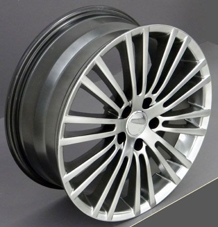 18 Rim Fits VW Volkswagon Hyper Black Wheel 18x7 5