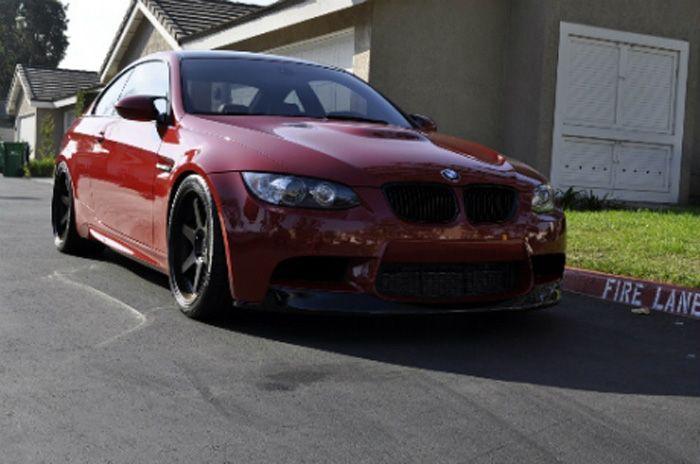 ES2 Staggered Matte Black Wheels Rims Fit BMW E60 M5 M3 2008