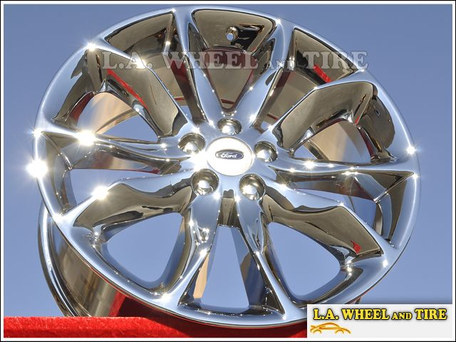 New Chrome 20 Ford Explorer Factory Wheels Rims 3861 Exchange