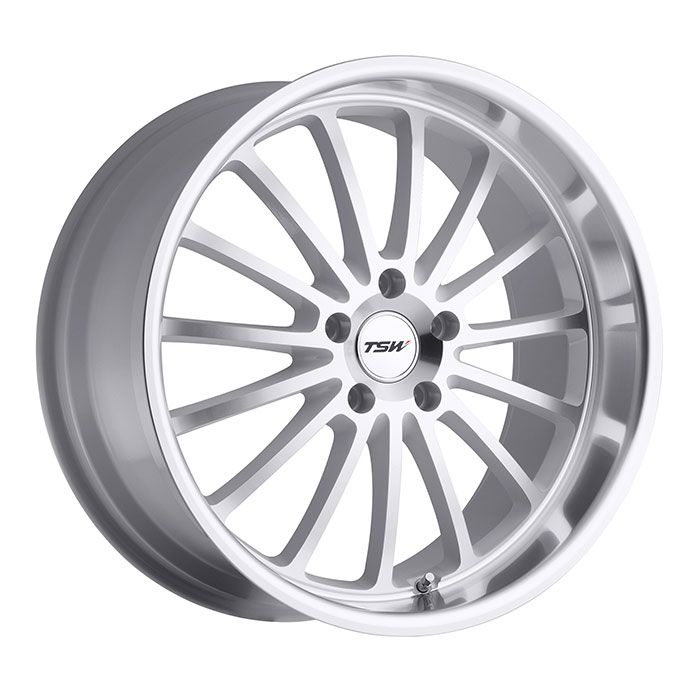 18 TSW Zolder White Rims Wheels BMW 325 XI 318 328 330