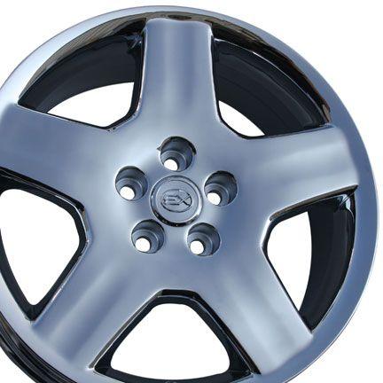 18 Rims Fit Lexus LS430 Wheel Chrome 18x7 5