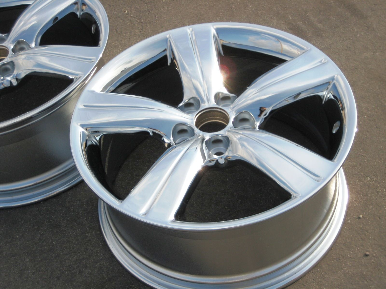 Lexus GS430 gs350 GS460 GS300 SC430 Camry Chrome Wheels Rims