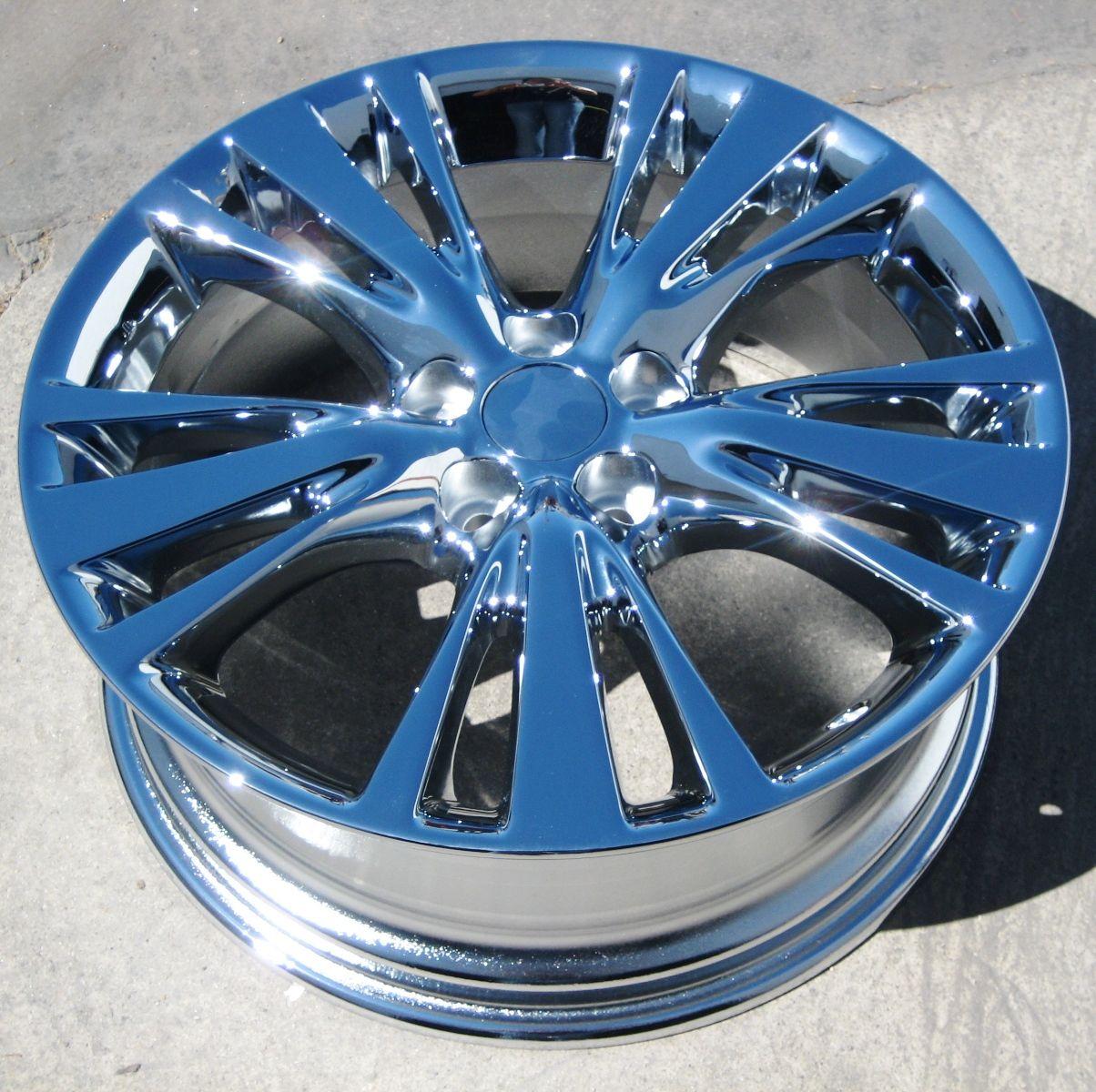 Stock 4 New 19 Factory Lexus RX350 RX450H Chrome Wheels Rims