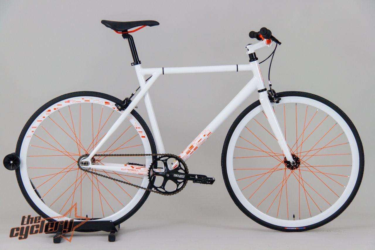 /Single Speed/Kurier Bike 2012  Flip Flop  Aluminium 8,7kg