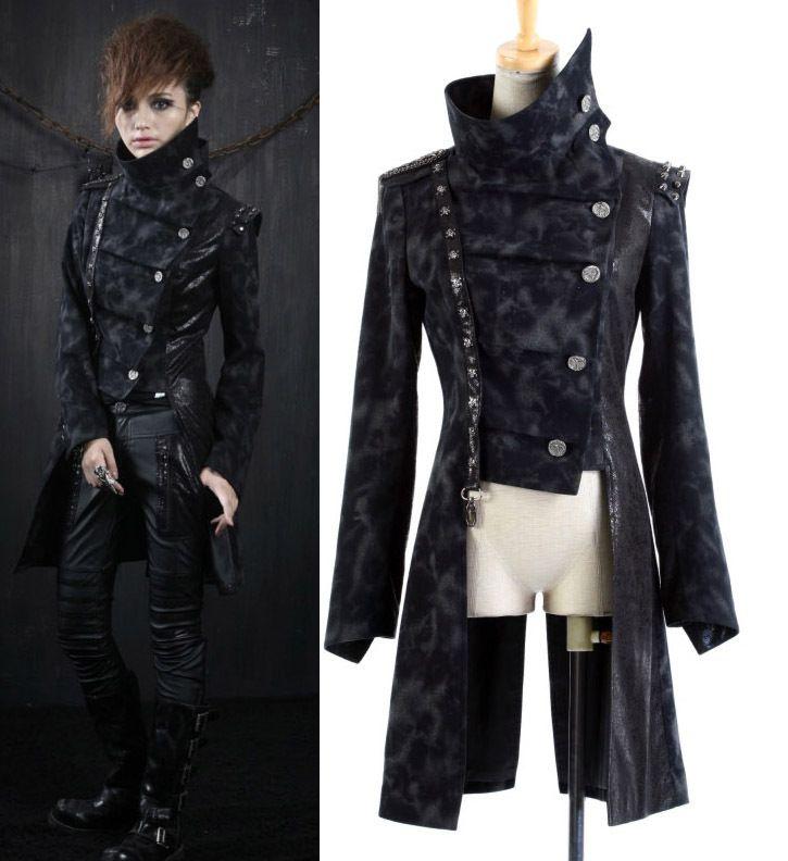 fashion VISUAL PUNK ROCK GOTHIC LOLITA Uniform kera
