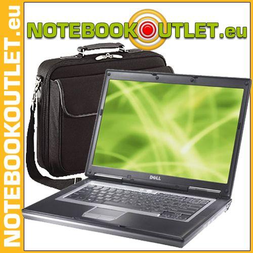 DELL LATITUDE D830 NOTEBOOK 2,0GHz 2GB 80GB COMBO 15,4 WIN 7