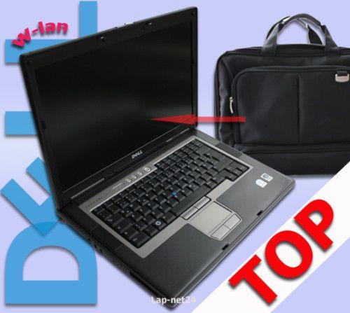 Schöner DEll D830 Laptop Top Prozessor 2GB Ram Brenner Wlan TOP