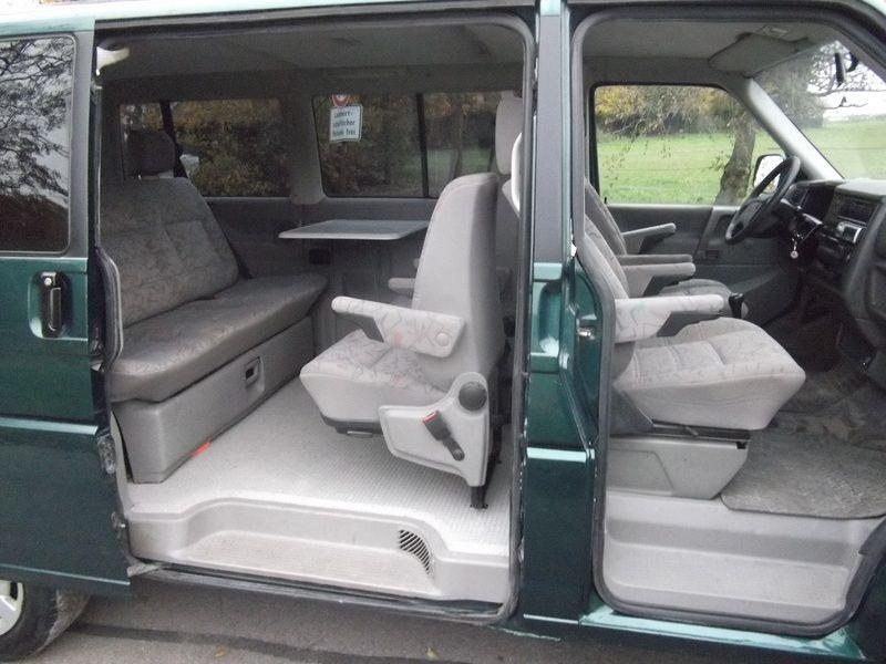 VW T4 Bus Multivan Allstar 2,5 TDI Klimatronik TÜV NEU