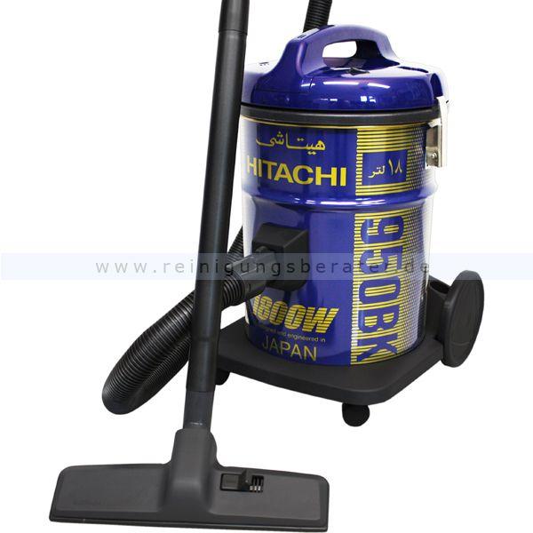 kraftvoller beutelloser Staubsauger Hitachi CV 950 BK