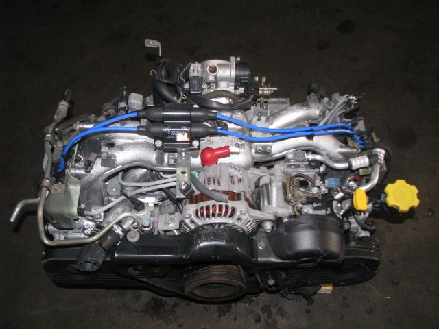 Subaru EJ20 Engine EJ25 Replacement Forester Legacy SOHC