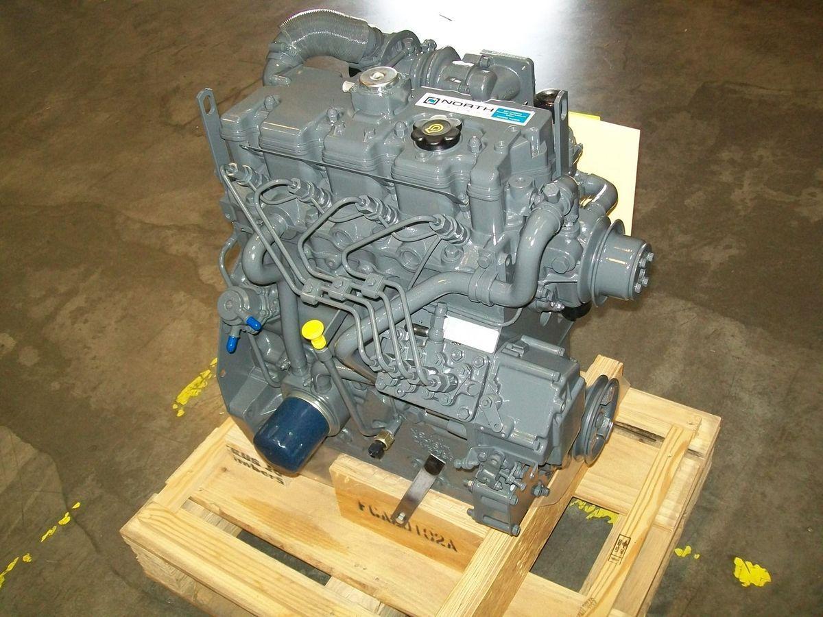 CAT 3024D C2 2 TURBOCHARGED ENGINE 2 YEAR WARRANTY 216B 226B 232B 242B